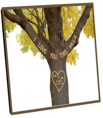 Tree with words-11b