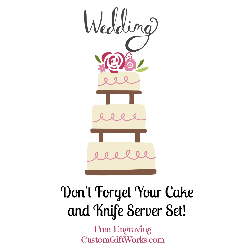 Weddingcakeserver